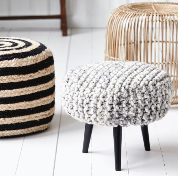 Puff 'Knits' – house doctor