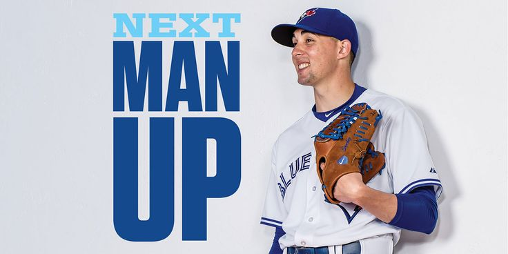Aaron Sanchez starting off the 2016 season with a 3-1 record.
