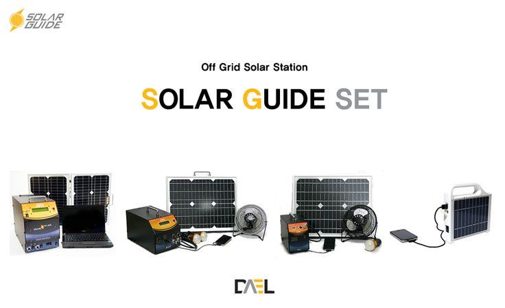 DAEL SolarGuide set