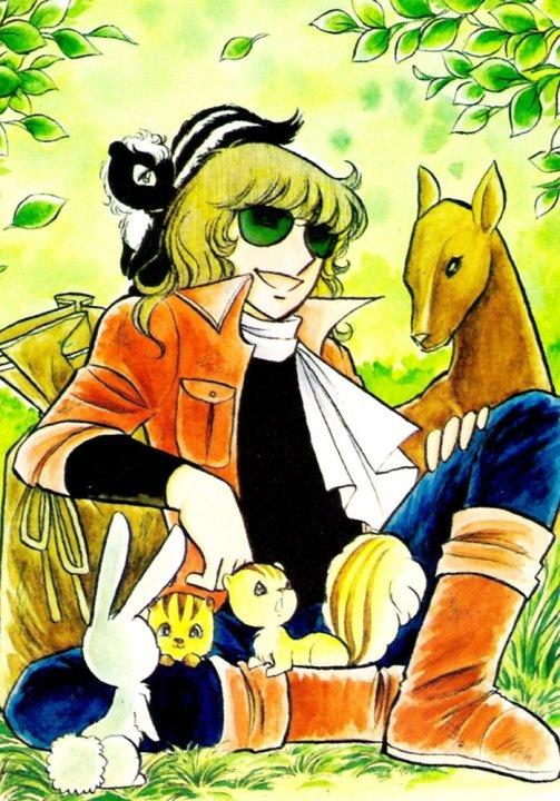 Albert -the animal lover, adventurer
