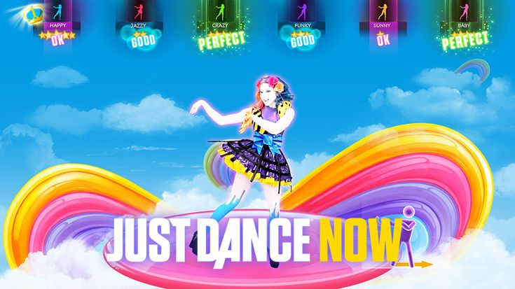 Just Dance Now!