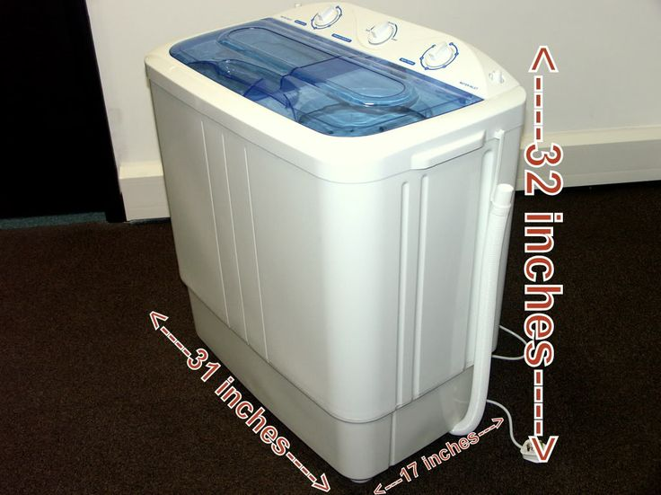 washer and dryer on pinterest rv washer dryer portable washing