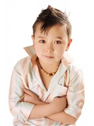Kids Hair Styles: Kids Hair Styles Stylish hero look hair style for boys