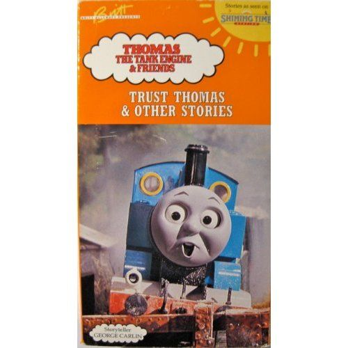 Thomas The Tank Engine Trust Thomas And Other Stories