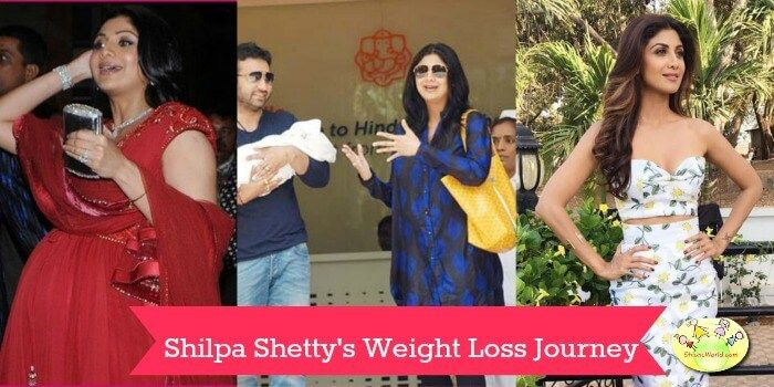 How to lose weight post pregnancy- Learn from celebrities!