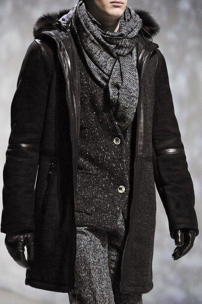 +Corneliani  Milan Fashion Week Fall Winter Menswear