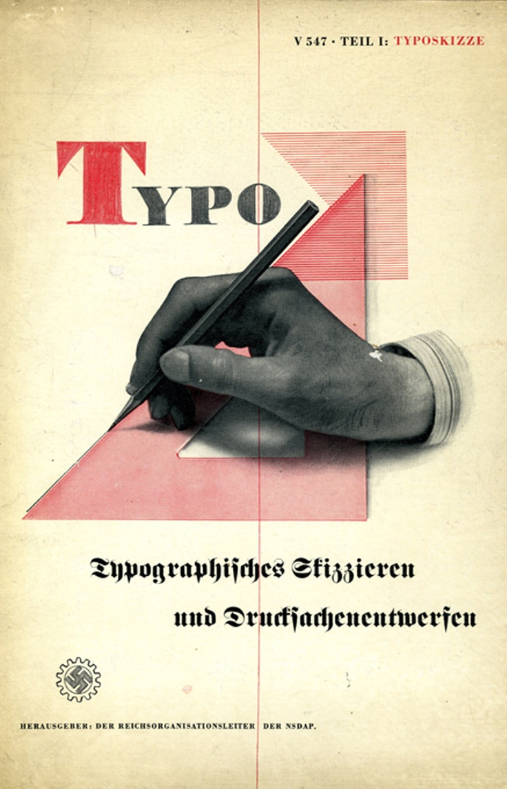 nazi typo