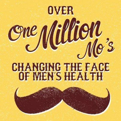 #Movember #Prostate #Cancer #Mens #Health #mustache