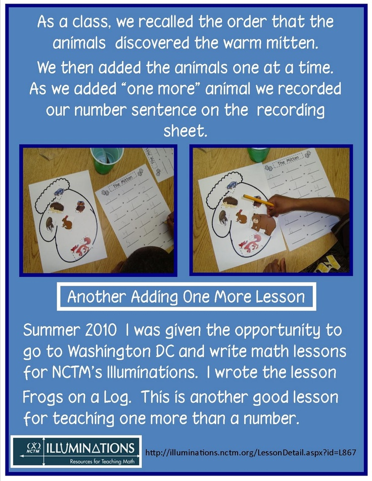 68 best Kindergarten - Adding/Subtracting images on Pinterest ...