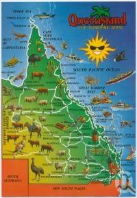 Queensland Places.