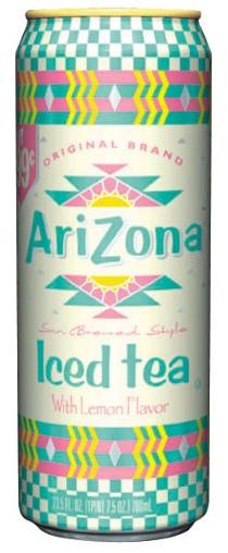 Arizona Iced tea ;)