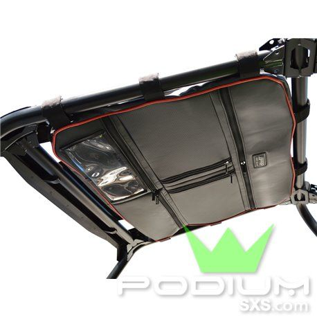 Polaris RZR 1000 Overhead Storage Bag - PodiumSxS.com #1SxS #PodiumSxS #SxS #1SxS #Polaris #RZR
