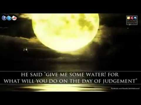 """Last Moments Of Hazrat Hussain RA - Heart Touching :'( - http://positivelifemagazine.com/last-moments-of-hazrat-hussain-ra-heart-touching/ http://img.youtube.com/vi/-_d3gHb8SHA/0.jpg  Subscribe & Share. Judy Diet Programme ***Start your own website with USD3.9 per month*** Please follow and like us:  var addthis_config =   url: """""""",  title: """""""""""