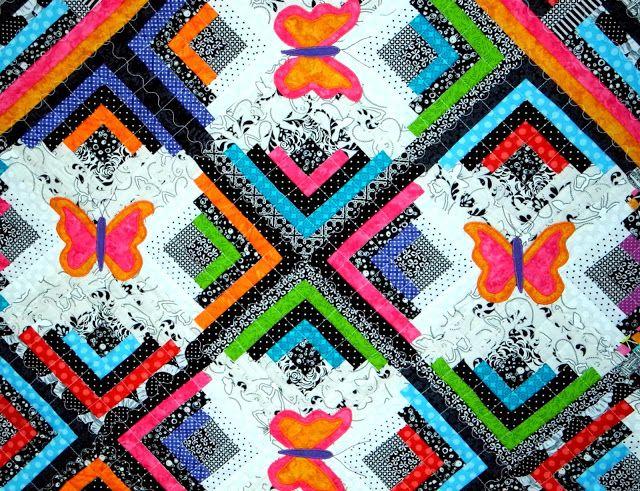 Пэчворк + Лоскутное шитье + Ручная работа = Лоскутное одеяло + Покрывало пэчворк + Пэчворк плед: пэчворк покрывало с аппликациями МОТЫЛЬКОВАЯ МЕТЕЛ...