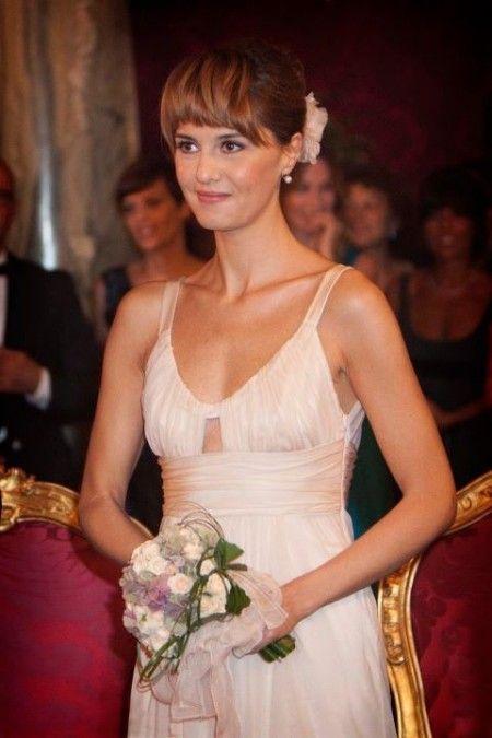 paola cortellesi abito da sposa