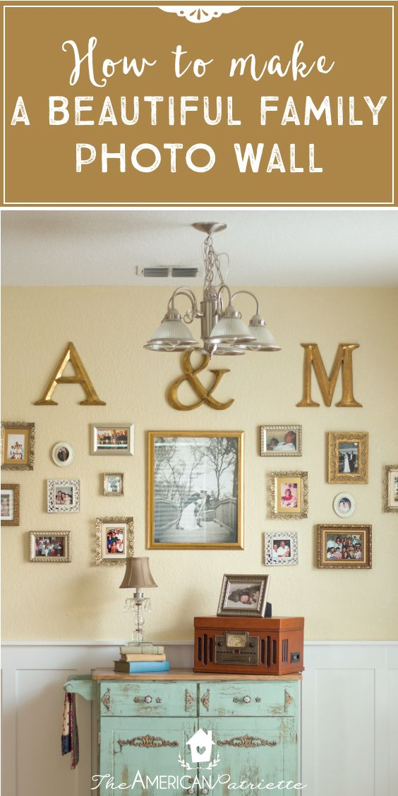 Diy Family Photo Display Click On Image To See More Home: Best 25+ Family Photo Collages Ideas On Pinterest