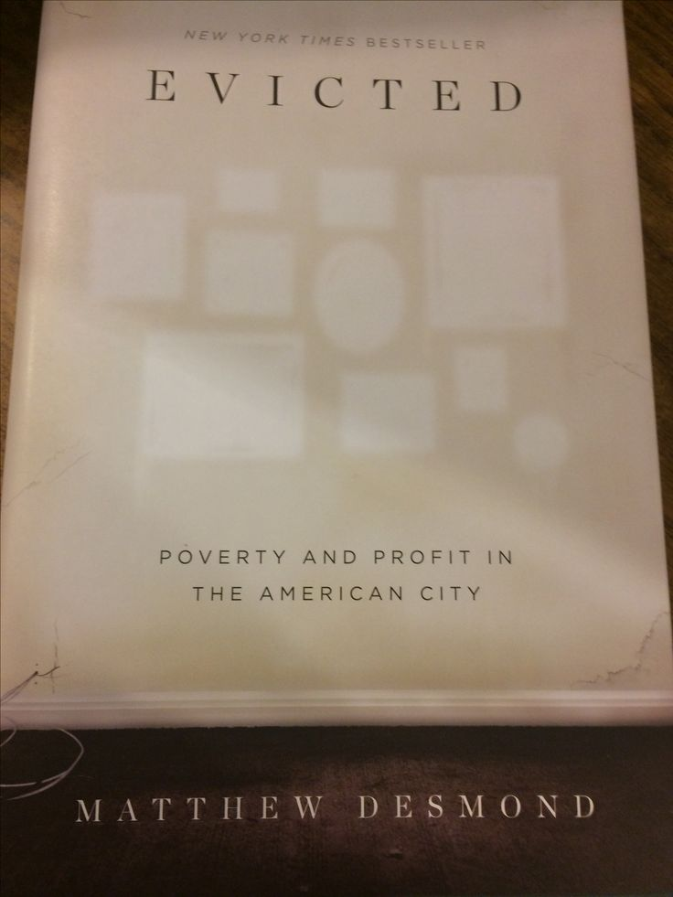 From Harvard sociologist Matthew Desmond, a landmark work of scholarship and reportage that will forever change the way we look at poverty in America.
