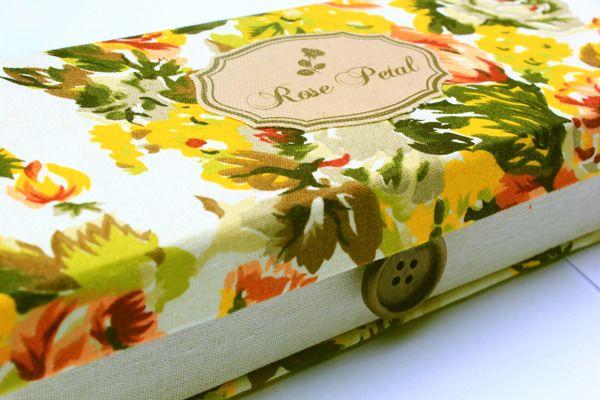 Rose Petal Handmade Stuff on Behance