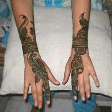 Brilliant Mehndi - Heena Design