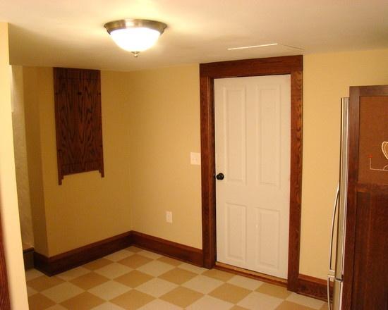 Debating On Cream Interior Doors With LIGHT Oak Trim
