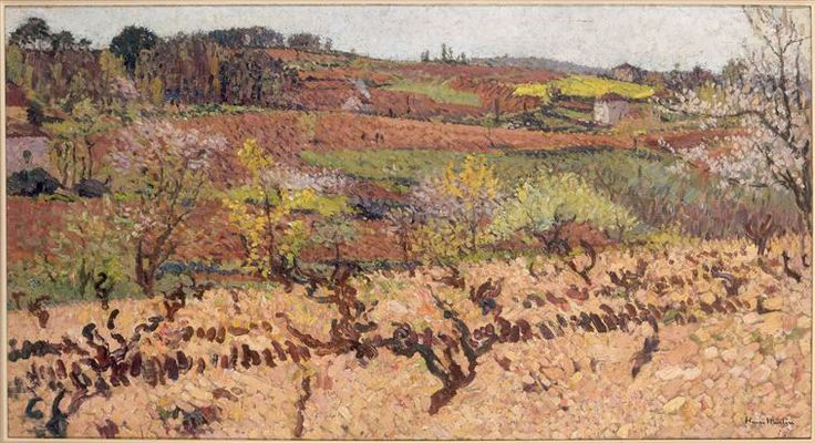 Réunion des musées nationaux  Henri Jean Guillaume Martin, Paysage