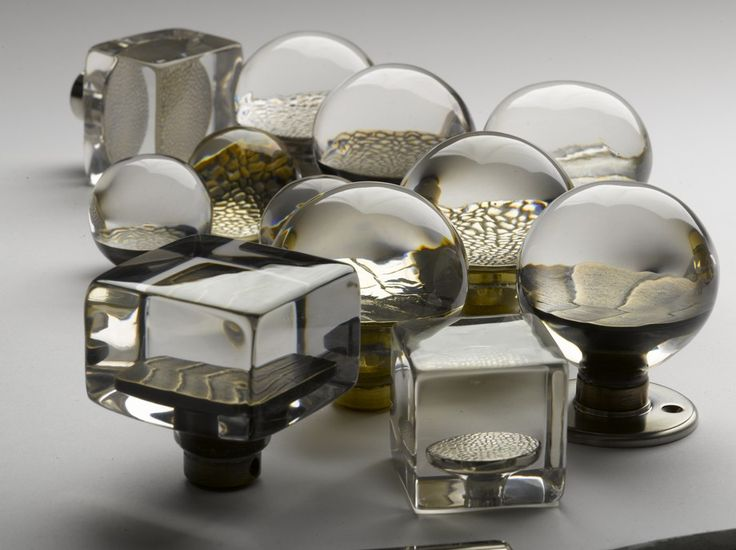 Signature collection, Haute Déco studio has recently launched the new Sensation Door Knob Collection.