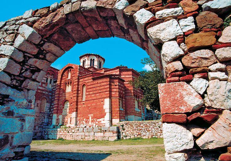 Monastery of Osios Loukas