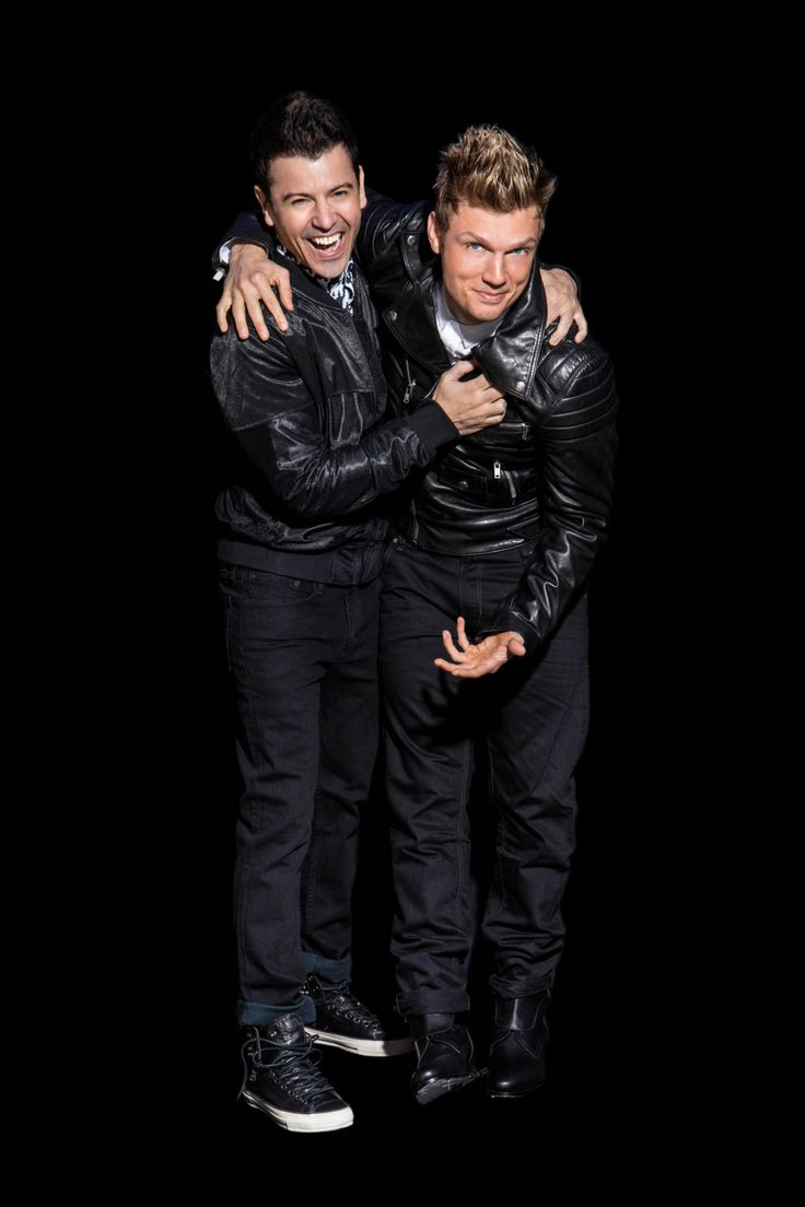 Behind Nick Carter and Jordan Knight's Boy-Band Breakout | Rolling Stone