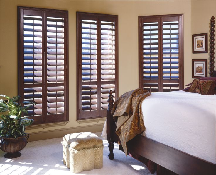 Interior Plantation Shutters Home Depot Captivating 2018