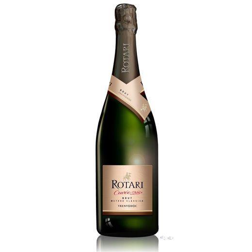 Vino spumante ROTARI Cuvée 28+Trentodoc cl 75