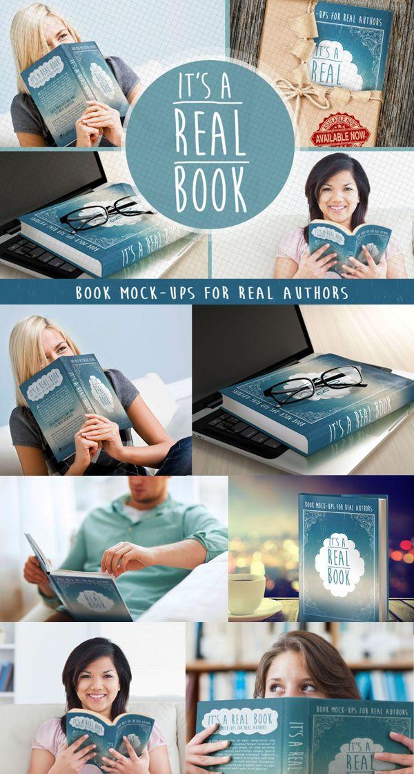 Free Photoshop Book MockUps #branding #freepsdmockups #freepsdfiles #magazinemockup