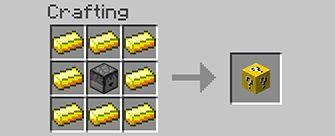 crafting lucky block