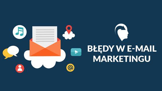 Jakie błędy popełniamy najczęściej w e-mail marketingu? I przede wszystkim - jak ich nie popełniać? Zobaczcie artykuł, który wskaże Wam 11 najważniejszych błędów i porad!