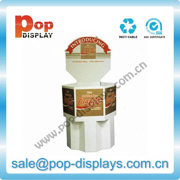Point-of-sale-Coffee-Corrugated-Dump-Bin-Display