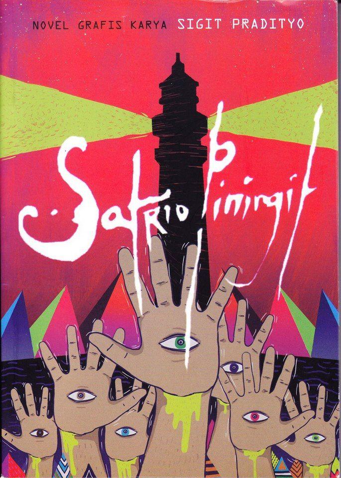 novel gratis Satrio Piningit cover dalem