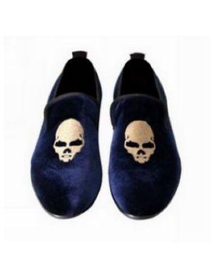 MEN-MEDEA Embroidery Flat Shoes @Gail Regan Truax://www.shopjessicabuurman.com