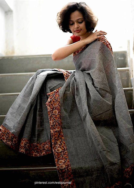 Kalamkari Saree by Suta …