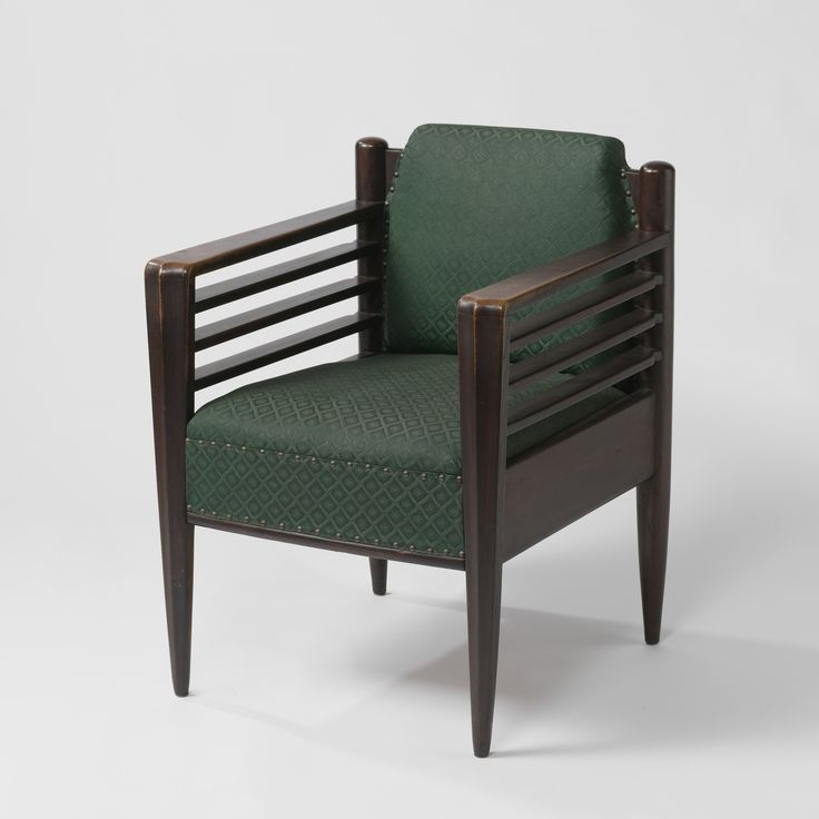 Amsterdam School Chair Designed By Piet L Kramer C