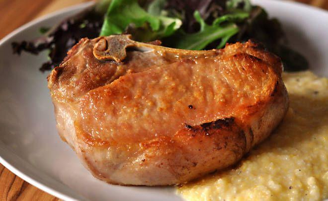 Best Easy Sous Vide Pork Chops Recipe   D'Artagnan   sous ...