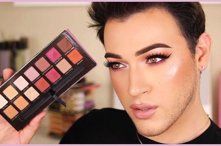 two-step-flow. Dit is manny mua. Een youtuber die verschillende producten ontvangt van makeup merken en zo promoot hij het merk. hier test hij een oogschaduw palette van anastasia Beverly hills. Via dit soort filmpjes krijgt het makeup merk meer erkenning en zo kan het groeien via bekende mensen.