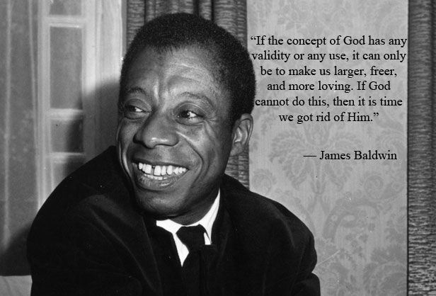 25 Powerful Quotes From James Baldwin To Feed Your Soul: http://www.buzzfeed.com/hnigatu/powerful-quotes-from-james-baldwin-to-feed-your-soul