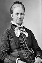 Belva Lockwood- first woman to run for president on the national level and first woman to try a case before the Supreme Court.