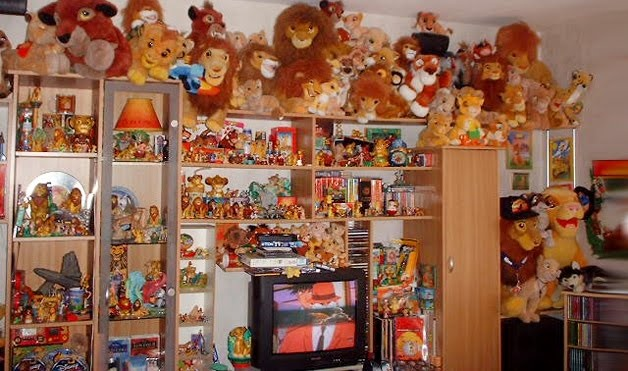 The Lion King Toys Collection