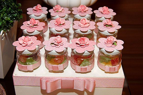 Festa Bailarina mesa de doces jujubas