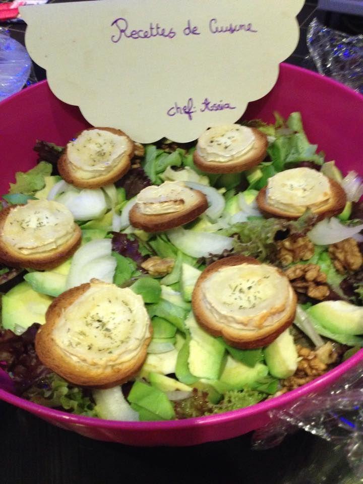 1000 id es sur le th me salade de ch vre chaud sur pinterest salade de chevre hachis - Quand repiquer les salades ...