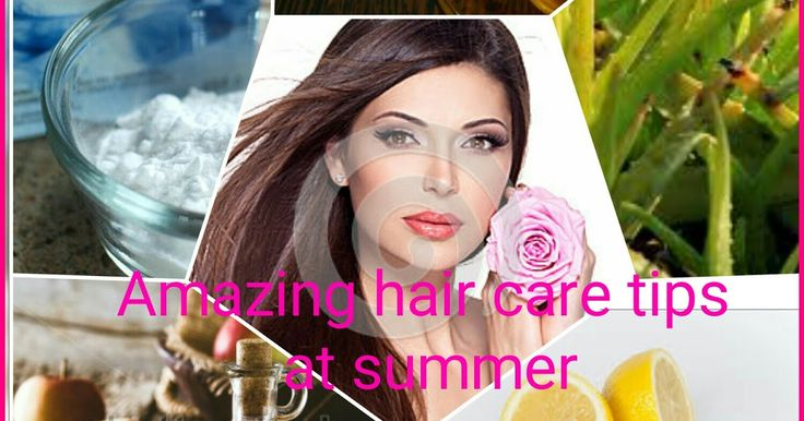 In summer we do so many things for skinbut we don't care about hair.This causes hair loss.hair loss is most common problem for both men and women.So much of dirtdustpollutants accumulated on our head.this increases dandruff fungus on our scalp.This leeds to hair loss.  So if we want to protect hairwe follow these simple home made tips .These are very helpful to our hair.1.Lemon: By using lemonwe can reduce dandruff dirt from our hair.lemon juice increases health of hair.lemon having high…