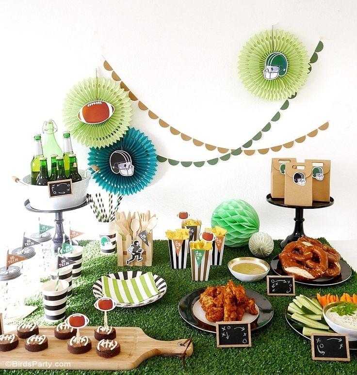 super bowl party decorations decorative design