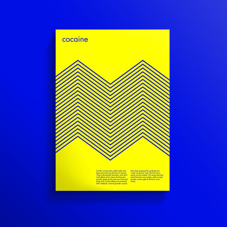 Drugs and Swiss Style on Behance