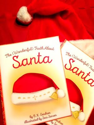 Stuff Moms Say: For Moms, By Moms: Dear Kids, Here's The Real Reason I Made You Believe In Santa