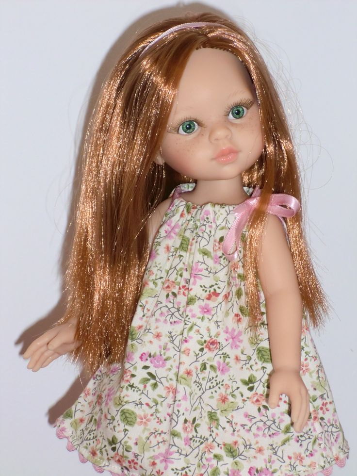 Cristi, Paola Reina dolls.